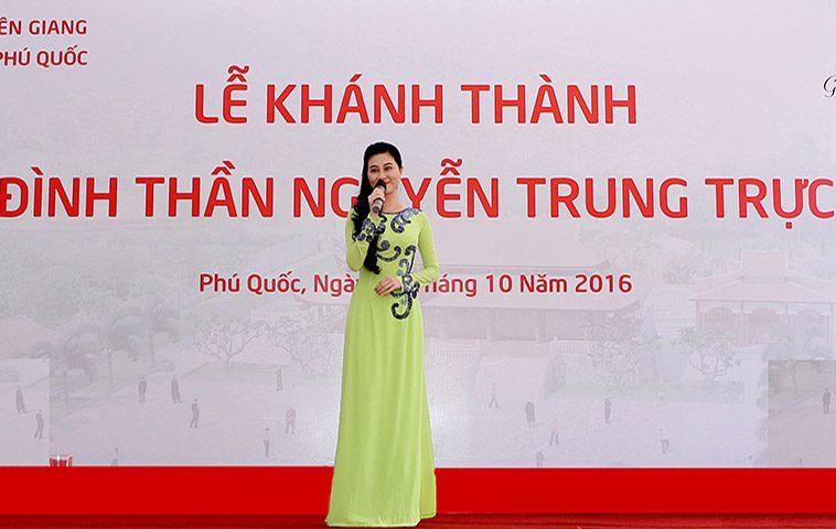 Lễ Khánh Thành Đình Thần Nguyễn Trung Trực
