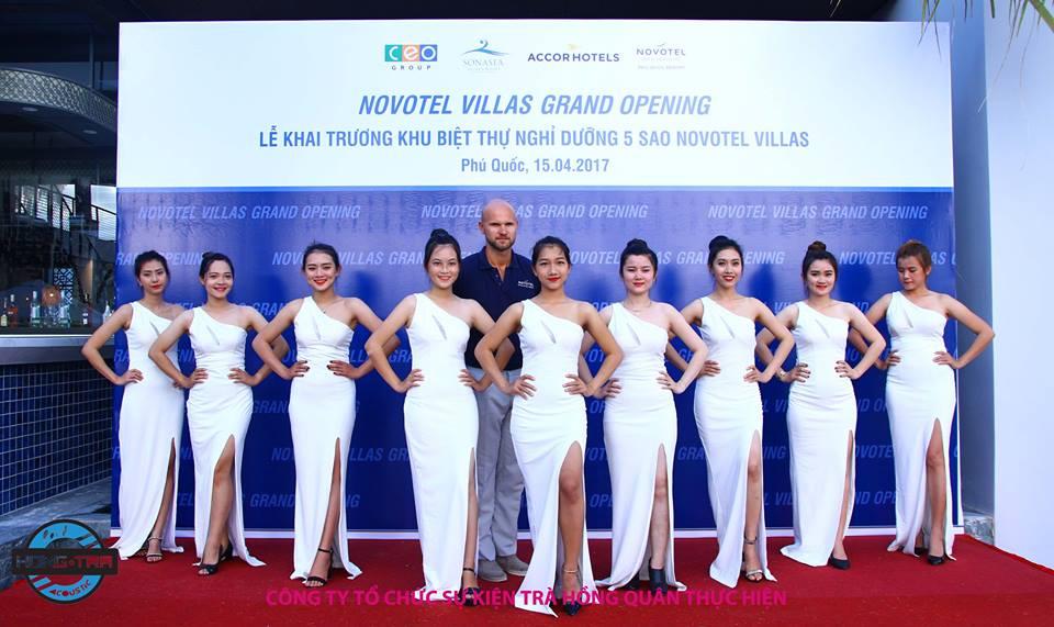 NOVOTEL VILLAS RESIDENTIAL AREA 5 STARS PHU QUOC EVENTS