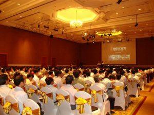 Tổ chức sự kiện hội thảo tại Phú QUốc